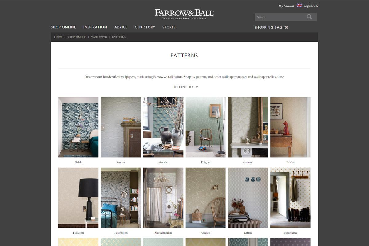 Farrow and ball paint online - Farrow Ball