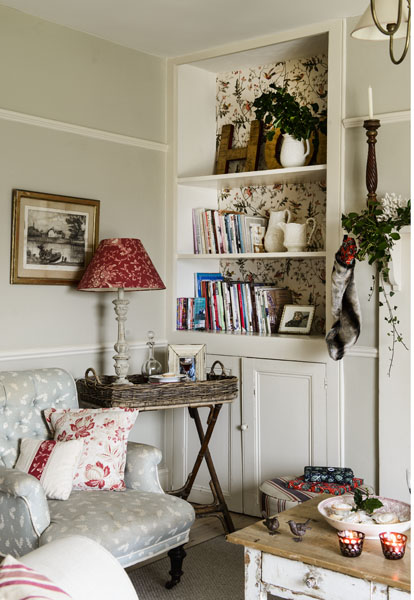 country homes and interiors photo shoot